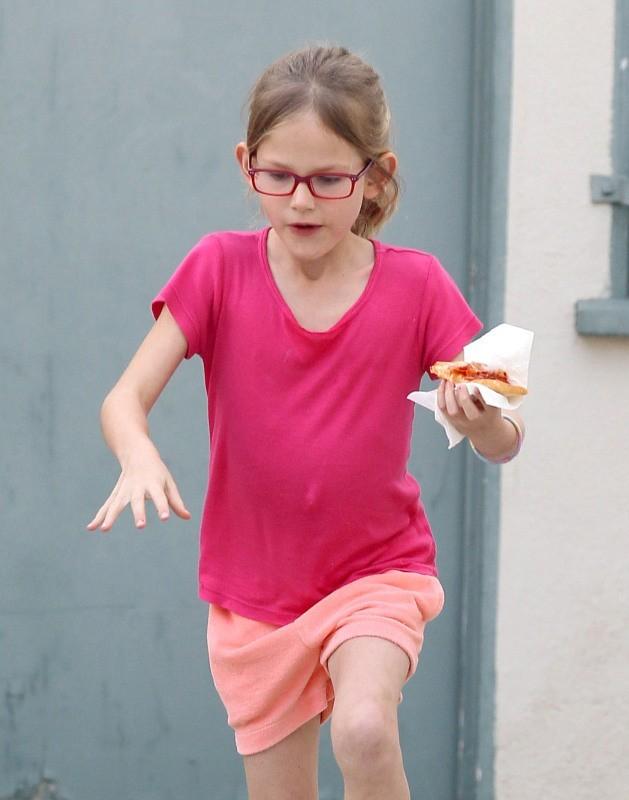 Violet le 3 mars 2013 à Santa Monica