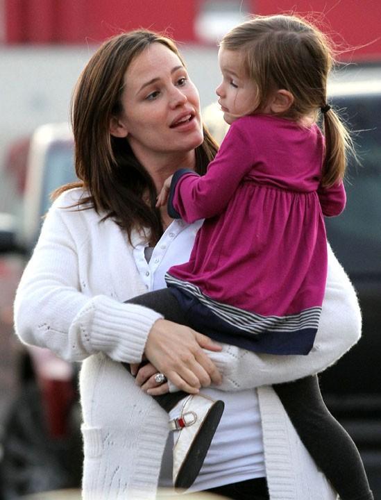 Tendre journée entre mère et fille !