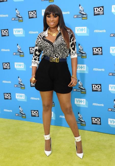 Jennifer Hudson lors de la soirée des Do Something Awards, le 31 juillet 2013.