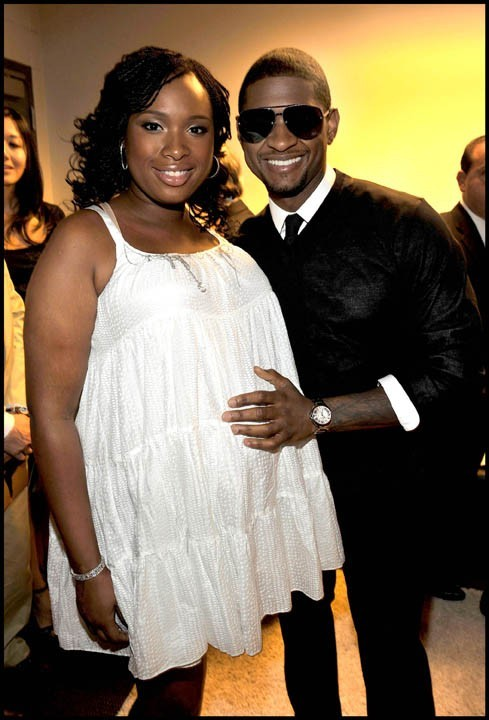 Le jour où elle a rendu hommage à Michael Jackson au Staples Center et officialisé sa grossesse ...