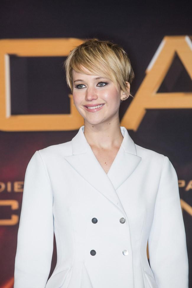 L'avant-première d'Hunger Games : L'Embrasement à Berlin le 12 novembre 2013