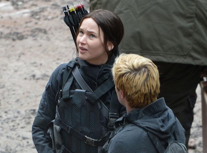 Jennifer Lawrence : de retour sur le tournage du prochain Hunger Games en région parisienne !