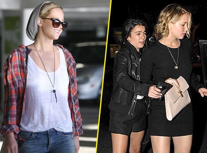 Jennifer Lawrence : journée détente entre amis avant la nouvelle euphorie Hunger Games !