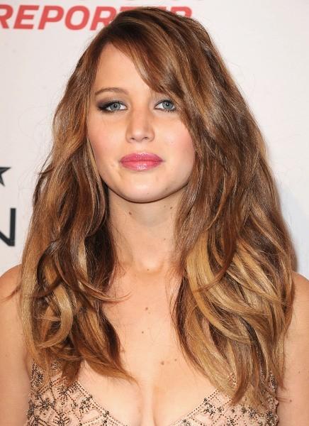 Jennifer Lawrence en blonde !