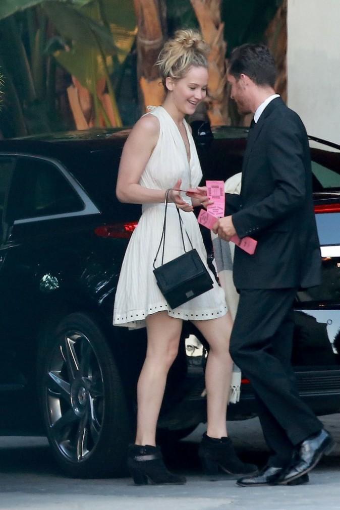 Jennifer Lawrence : Le réalisateur de son premier film a tout de suite su que c'était une star !