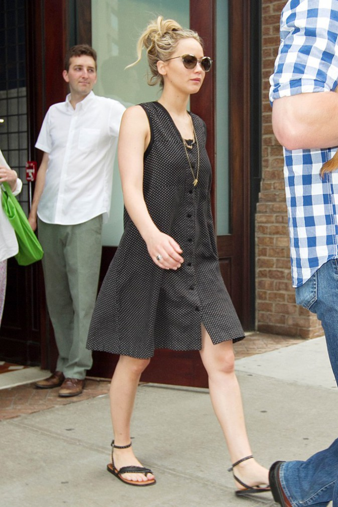 Jennifer Lawrence le 11 juin 2015