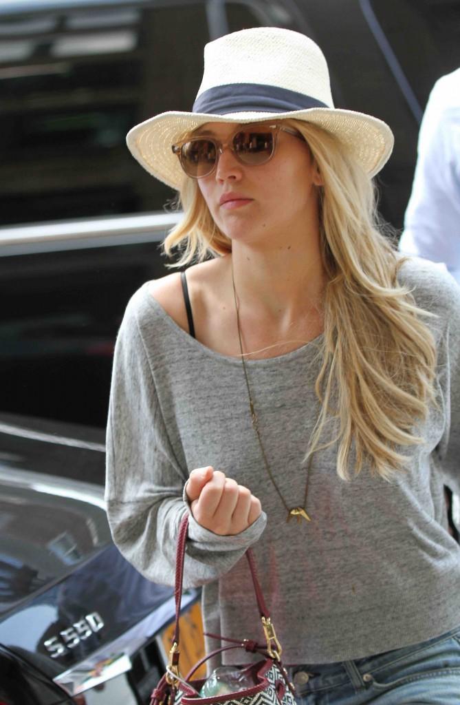 Jennifer Lawrence : Toujours plus blonde... Et plus sexy !