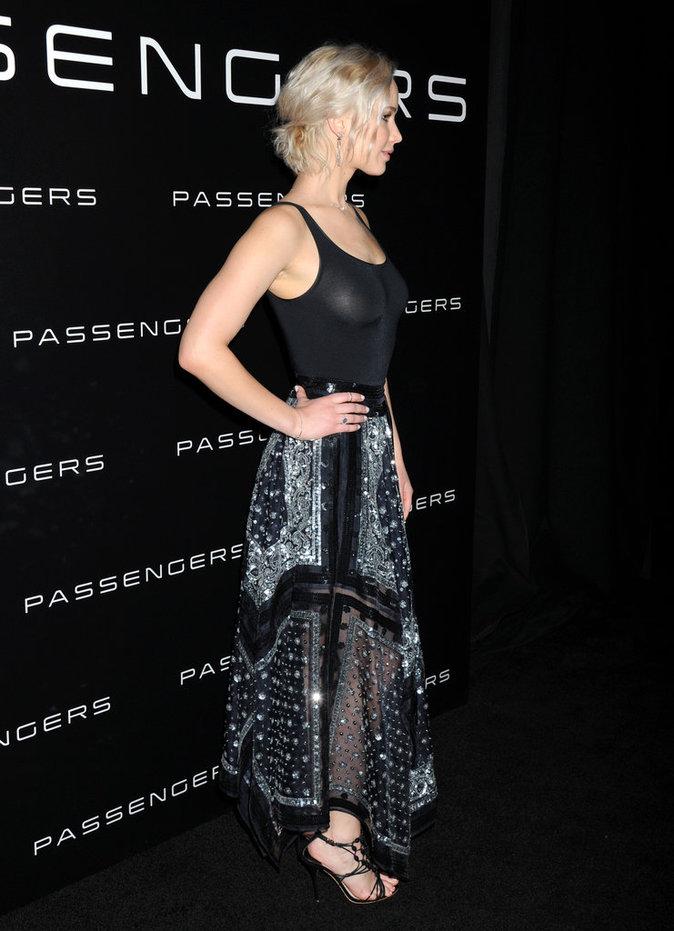 Jennifer Lawrence au CinemaCon 2016 à Las Vegas