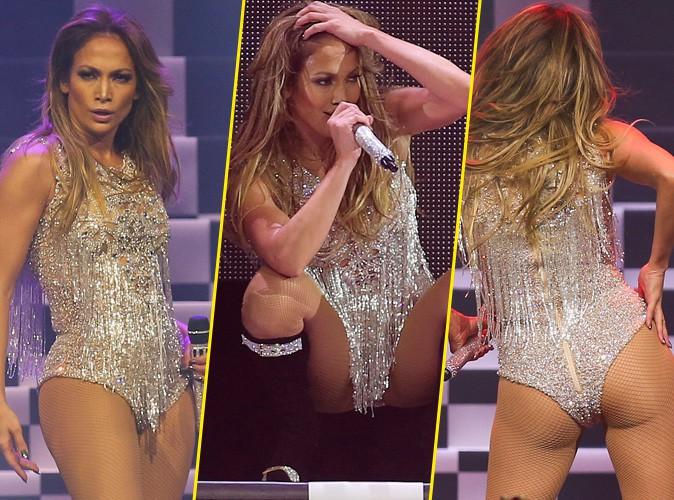 Jennifer Lopez : elle apporte son soutien � Selena Gomez avec un show bootylicious !