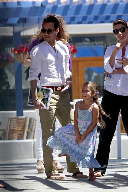 Marc Anthony le 19 juin 2013 à Los Angeles