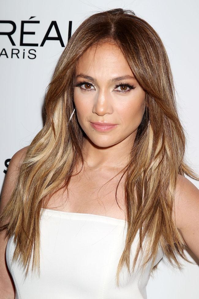 Jennifer Lopez le 23 janvier 2013 à New York