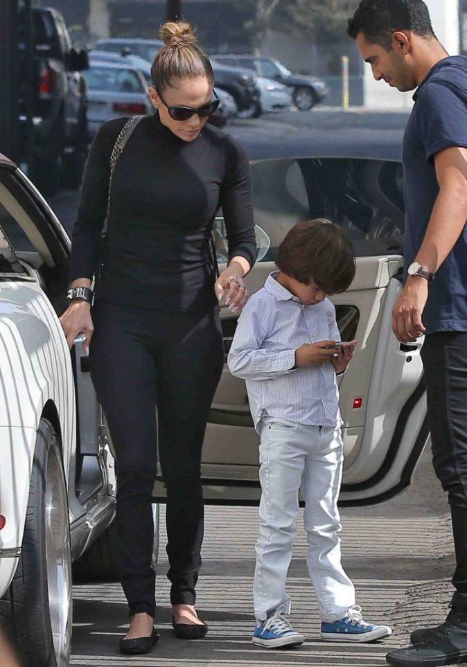 Jennifer Lopez : elle se rend au ciné pour voir le film de son ex !