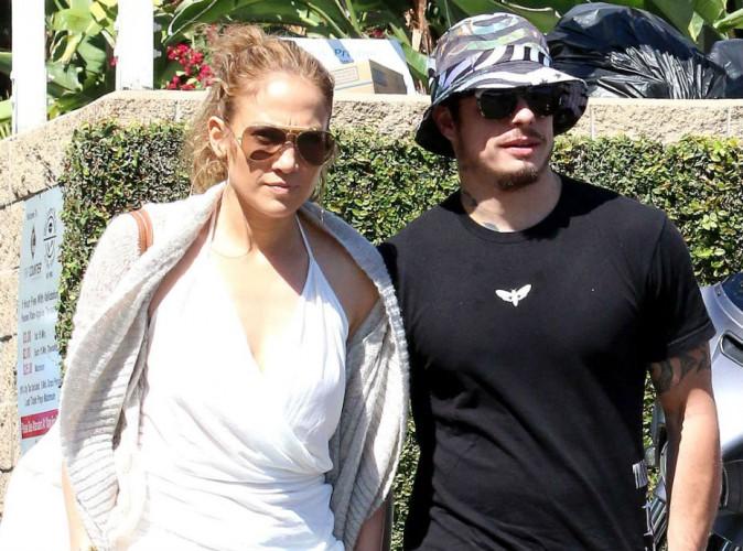 Jennifer Lopez et Casper Smart : démasqués, ils ne se cachent plus !