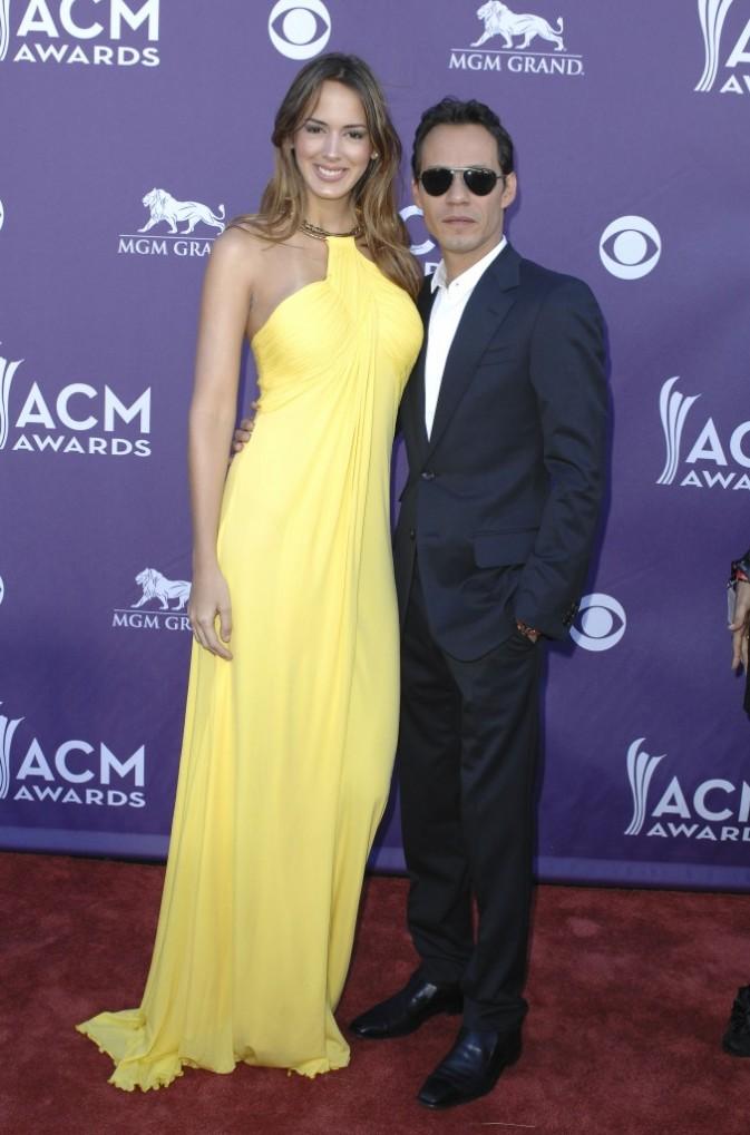 Marc Anthony et sa compagne Shannon de Lima