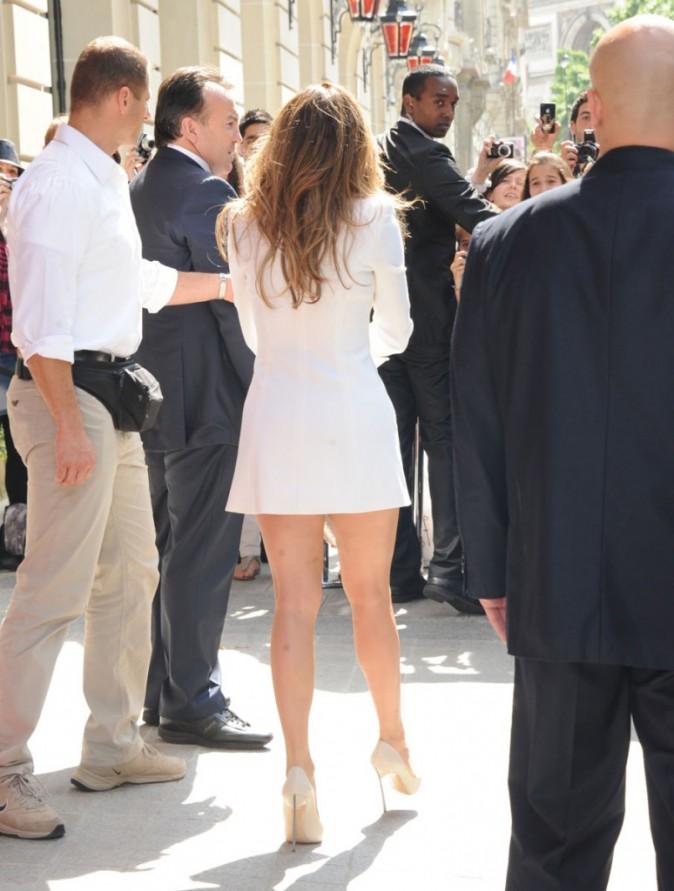 De pile comme de face, J-Lo est au top !