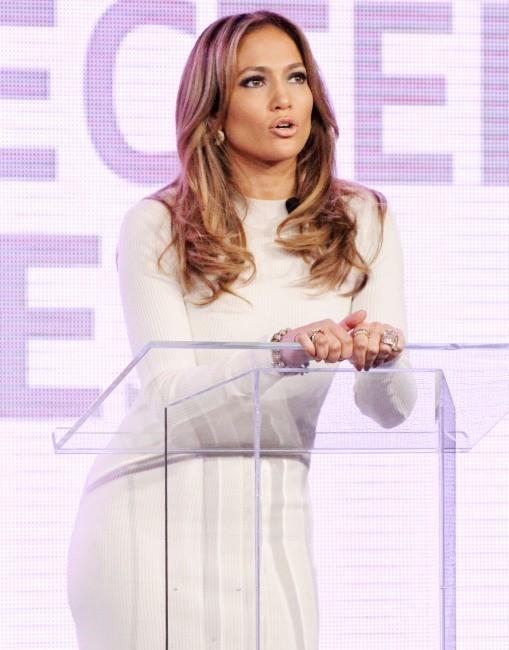 Jennifer Lopez, conférencière glamour