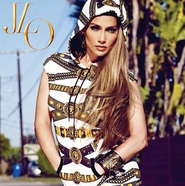 """J-Lo pou son nouvel album """"Aka"""" !"""