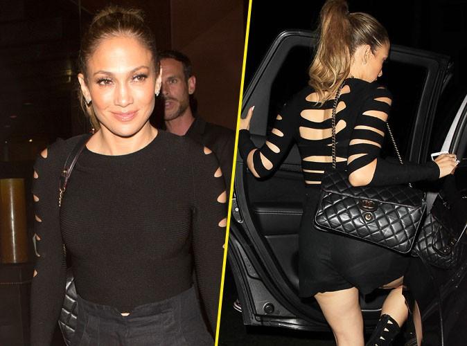 Jennifer Lopez : même pour une soirée entre filles elle se la joue sexy lady !