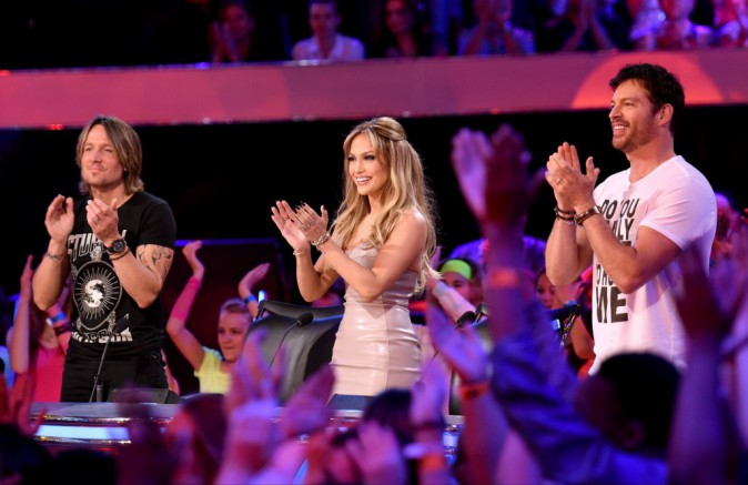Jennifer Lopez le 25 mars 2015