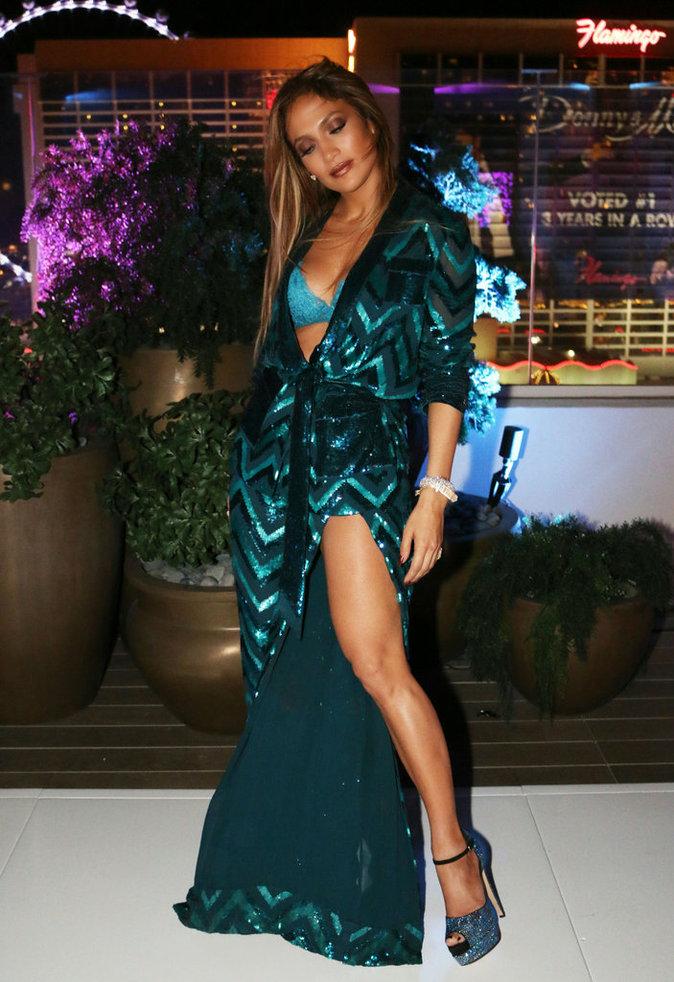J Lo est sublime pour ses 47 ans