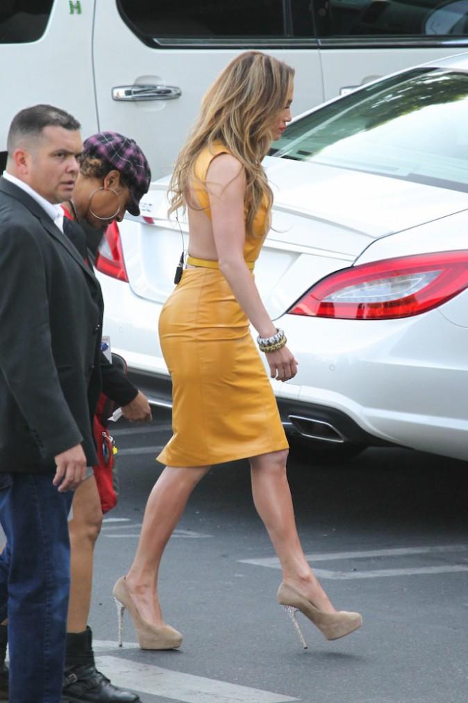 Photos : Jennifer Lopez : rayonnante aux côtés de son boyfriend Casper Smart !