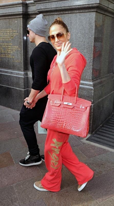 Jennifer Lopez et Casper Smart  le 24 octobre 2012 à Londres