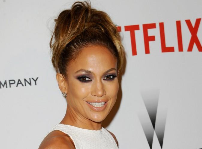Jennifer Lopez, sublime et pr�te � faire la f�te � l'after-party des Golden Globes !