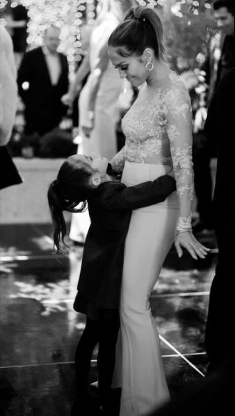 Photos : Jennifer Lopez : tendre moment avec ses enfants