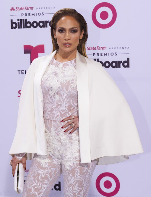 Photos : Jennifer Lopez, une bombe aux Billboard Latin Music Awards !