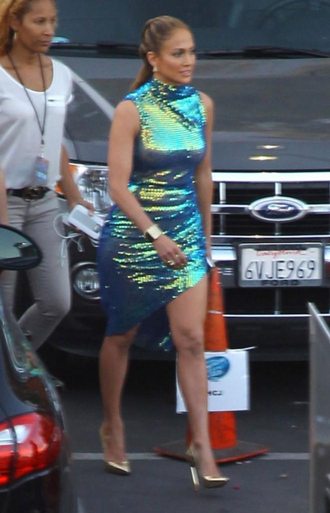 Photos : Jennifer Lopez : une bombe pétillante qui réagit à la dispute entre Solange Knowles et Jay Z !
