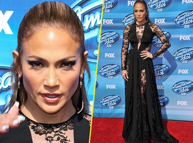 Jennifer Lopez : une bombe pr�te � �lire le talent de l'Am�rique !