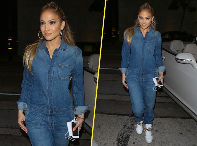 Jennifer Lopez : une bombe, qu'importent les circonstances !
