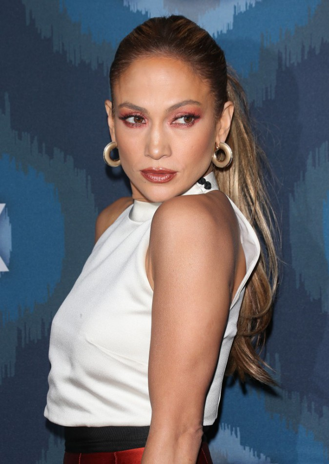 Jennifer Lopez : une diva caliente au Fox Winter TCA Tour !
