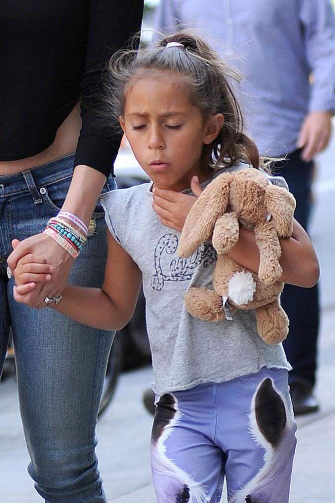 Photos : Jennifer Lopez : virée stylée avec ses adorables jumeaux super complices !