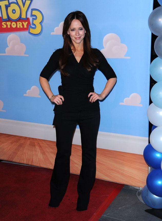 Jennifer Love Hewitt à la première Disney On Ice Toy Story 3 !