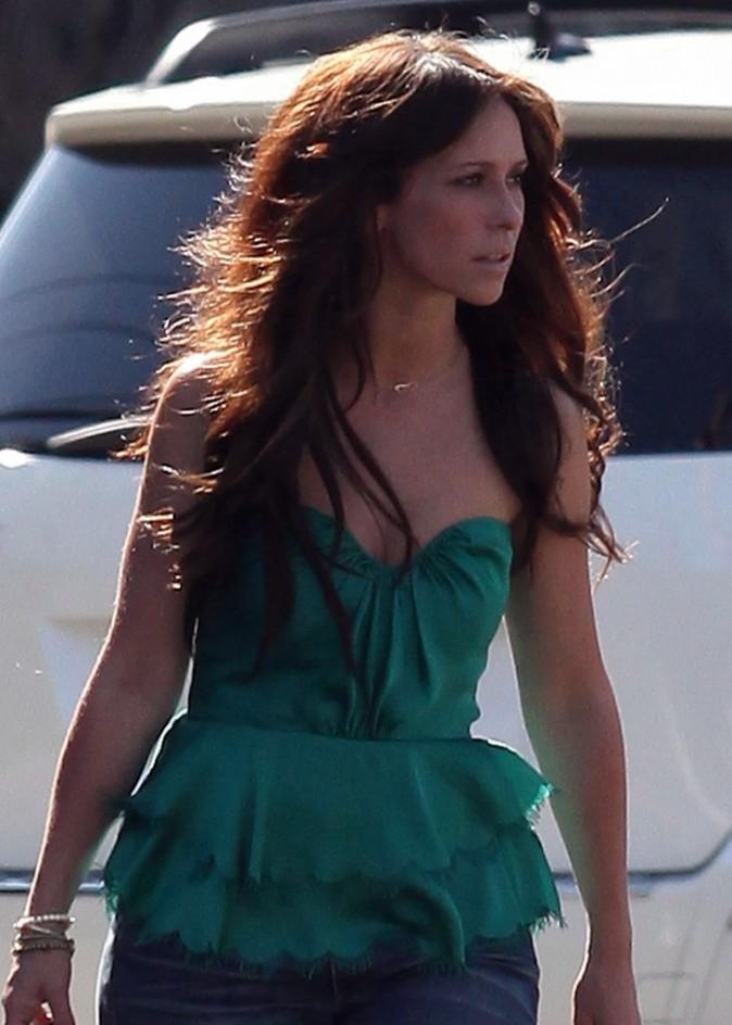 Jennifer Love Hewitt à Toluca Lake, le 11 juillet 2012.