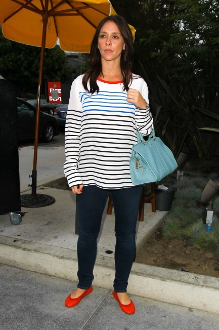 Jennifer Love Hewitt à Los Angeles, 6 juillet 2013.