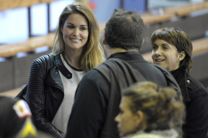 Jeny Priez le 30 novembre 2012 à Aix-en-Provence