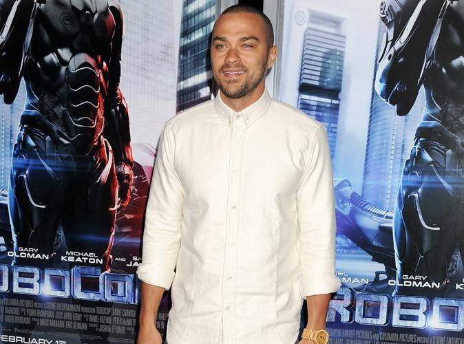 """Jesse Williams à l'avant-première de """"RoboCop"""", à Los Angeles, le 10 février 2013"""