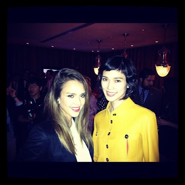Jessica et Tao