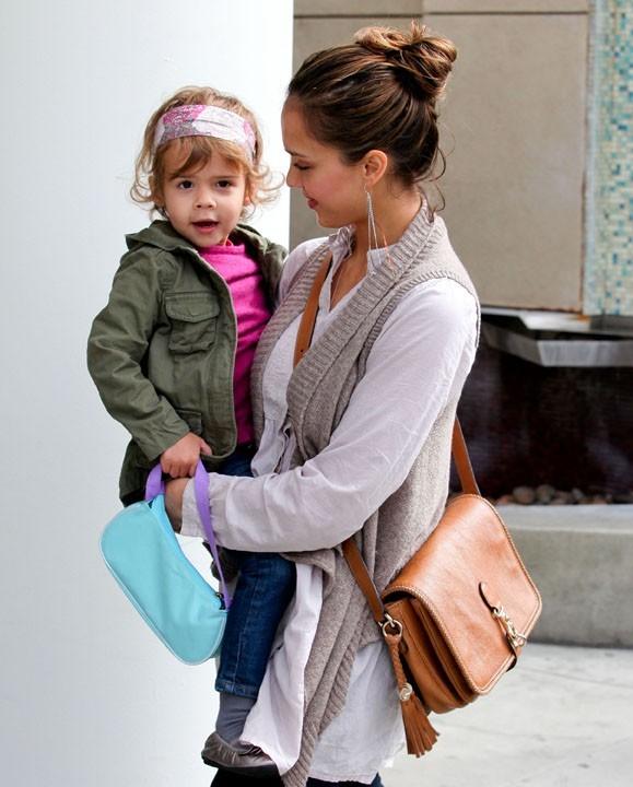 Comment fera Jessica Alba avec un deuxième bébé ?