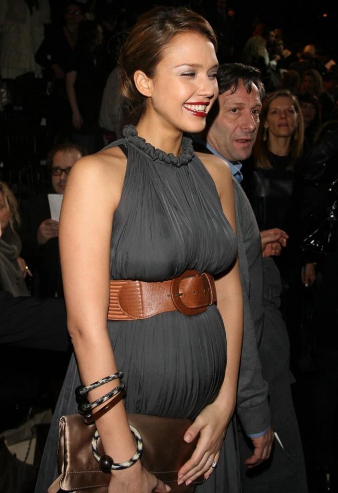 Les grossesses, un bonheur à partager pour Jessica !