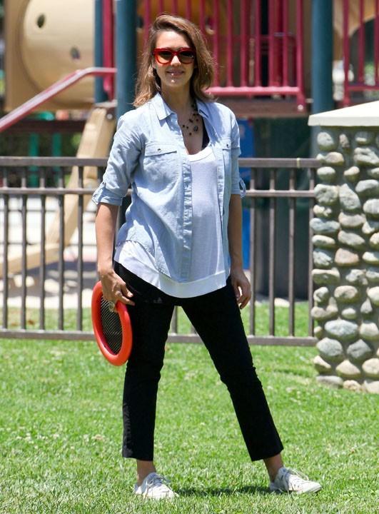 Attention, pro du frisbee !