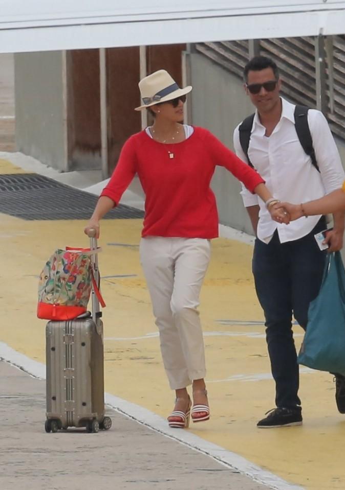Photos : Jessica Alba et Nicole Richie : les vacances sont finies pour les deux copines !