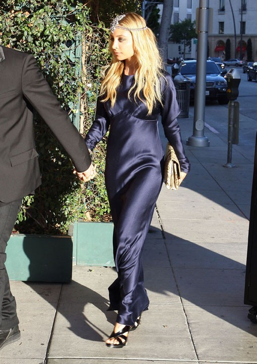 Nicole Richie, digne fashionista !