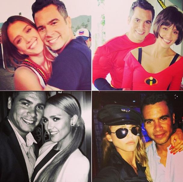 Photos : Jessica Alba montre son amour à son mari Cash Warren sur les réseaux sociaux !