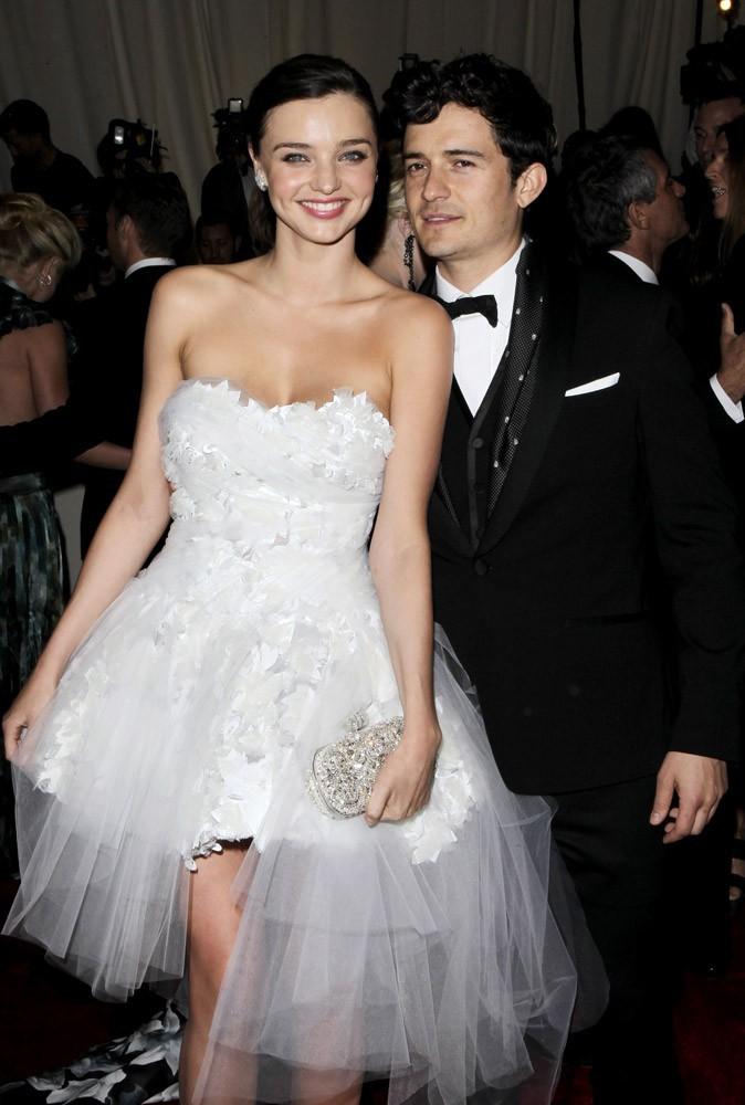 Photos : le mariage incognito d'Orlando Bloom et Miranda Kerr
