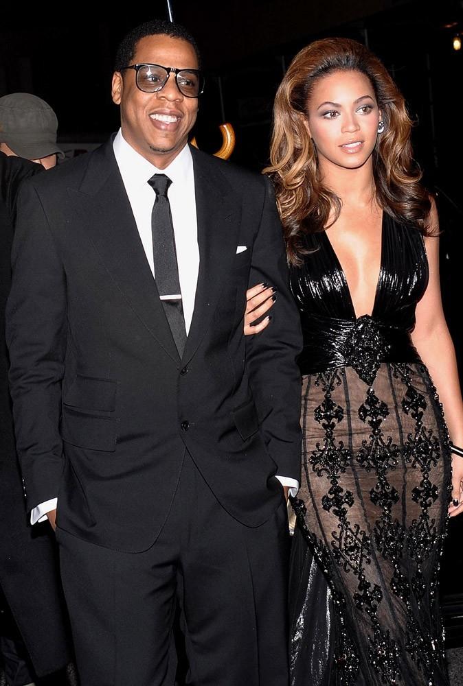 Photos : le mariage incognito de Beyoncé et Jay-Z