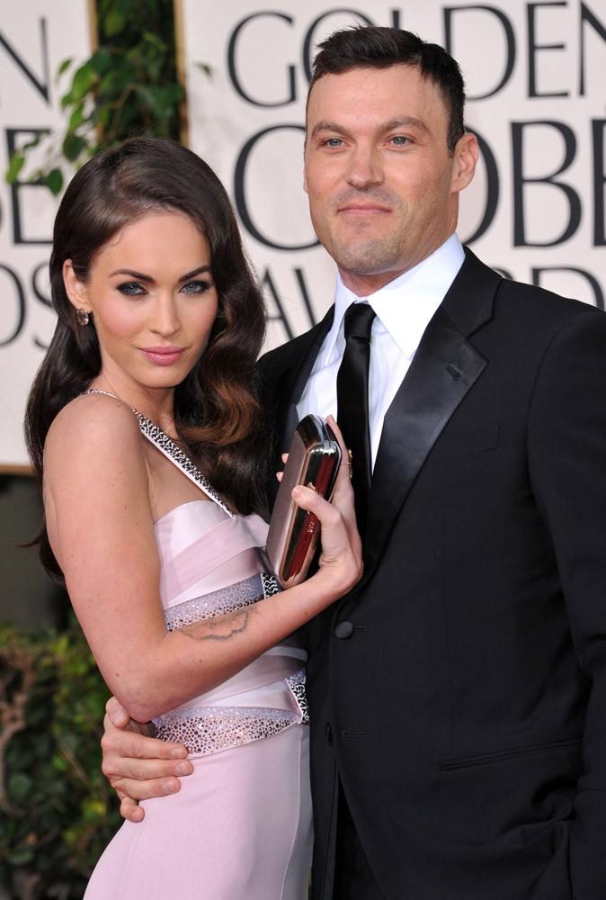 Photos : le mariage incognito de Megan Fox et Brian Austin Green