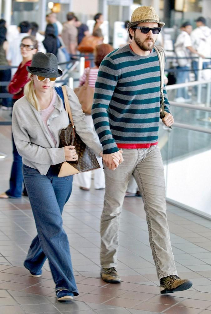 Photos : le mariage incognito de Scarlett Johansson et Ryan Reynolds